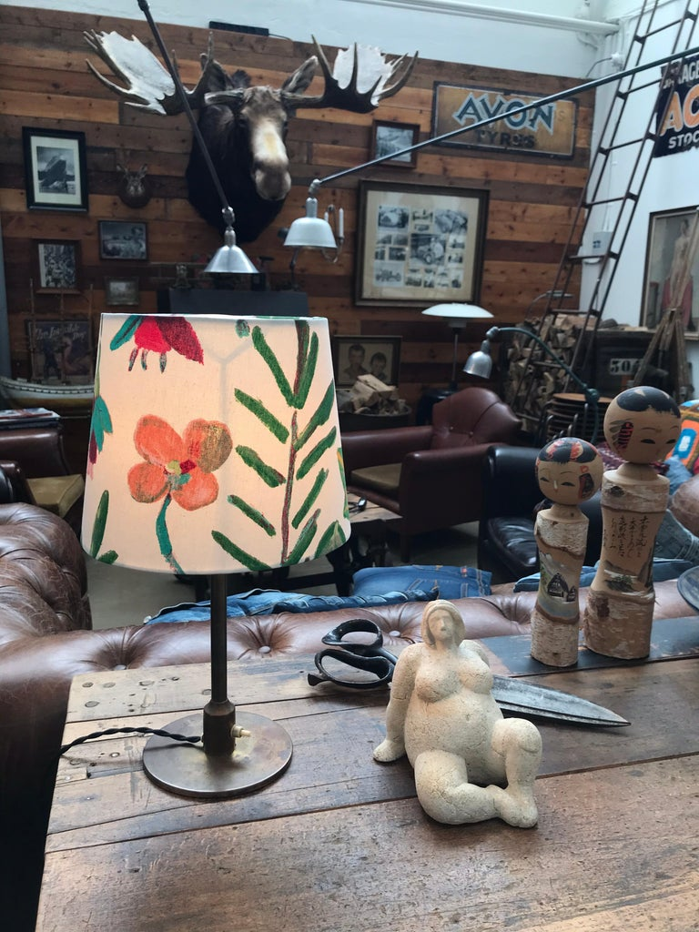Danish Fog & Mørup Table Lamp from the 1950s For Sale 1