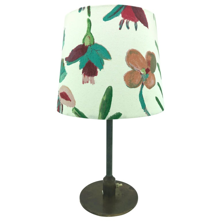 Danish Fog & Mørup Table Lamp from the 1950s For Sale
