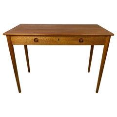 Danish Ladies Desk by Hans Wegner for Ry Mobler