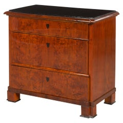 Danish Late Empire Chest of Drawers