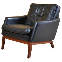 Danish Leather Chair