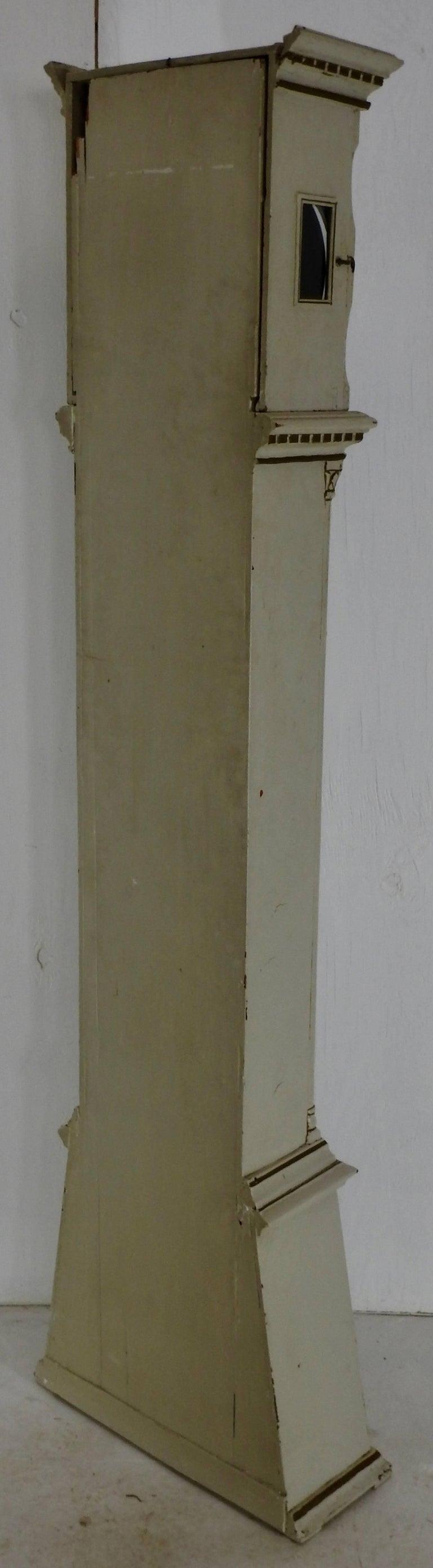 Neoclassical Danish Long Case Clock For Sale