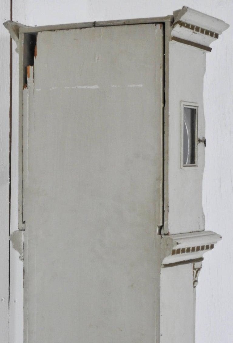 Danish Long Case Clock For Sale 1