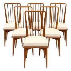 Danish Midcentury Dining Chairs