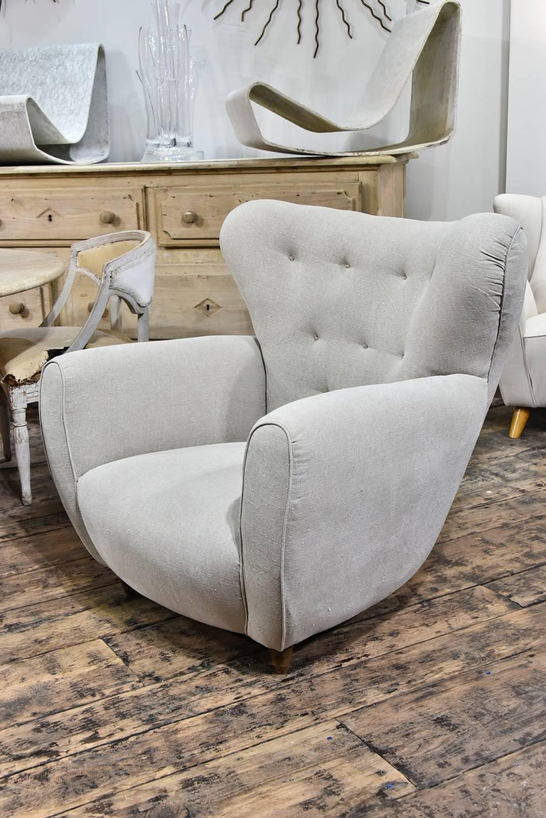 Danish Midcentury Lounge Chairs For Sale 1
