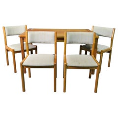 Danish Mid-Century Modern Dining Set