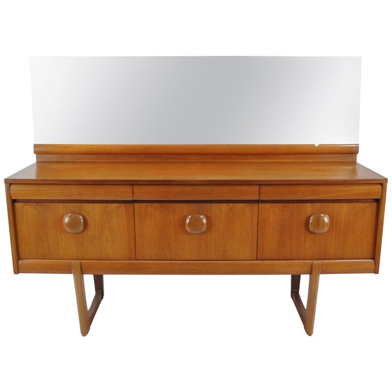 Danish Mid Century Modern Dressing Table For Sale At 1stdibs