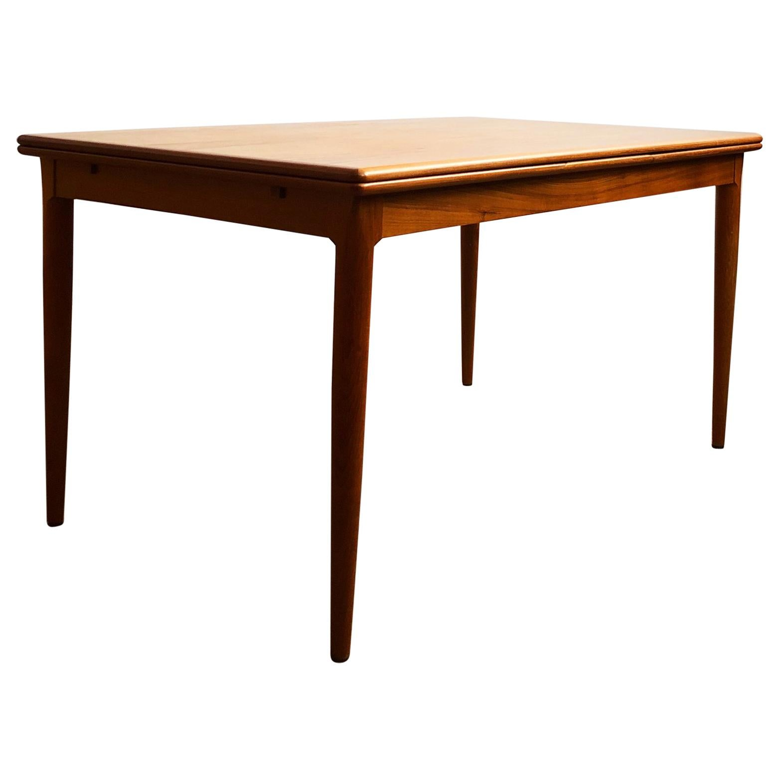 Mid Century Modern Satinwood Table, Circa 1950 For Sale At 1stdibs