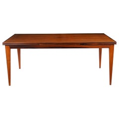 Danish Mid-Century Modern Rosewood Dining Table by Niels Møller, Model No. 254