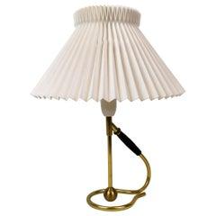 "Danish Midcentury Table Lamp 306 ""Kiplamp"" Designed by Kaare Klint"