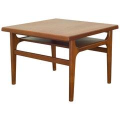 Danish Midcentury Teak Coffee Table by Trioh circa 1960