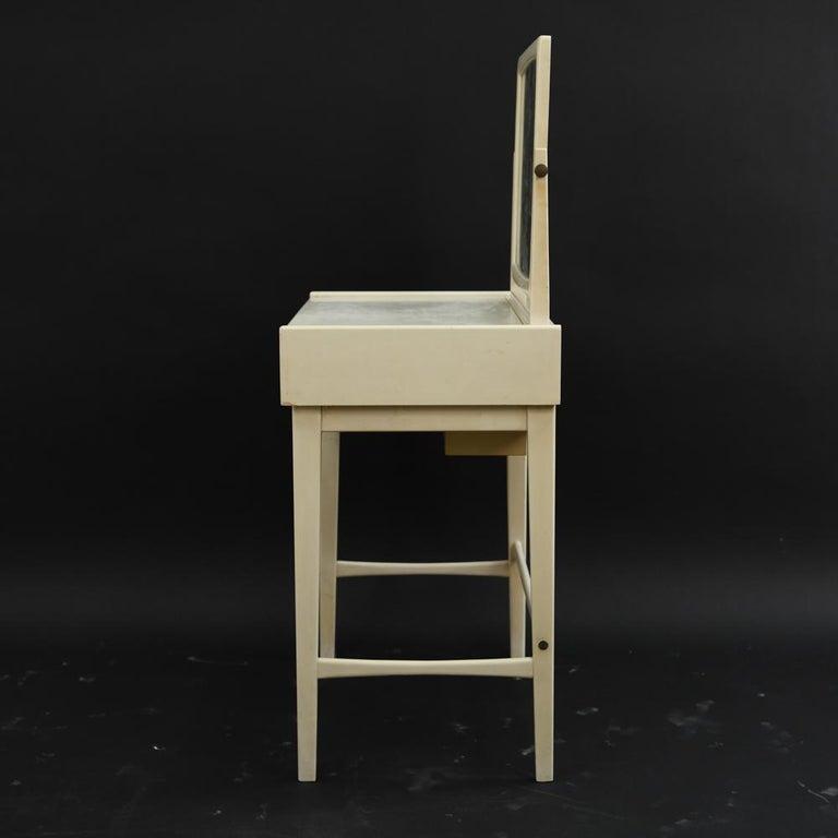 Danish Midcentury Vanity Set For Sale 4