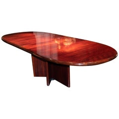 Danish Mid-2th Century Dining or Conference Table
