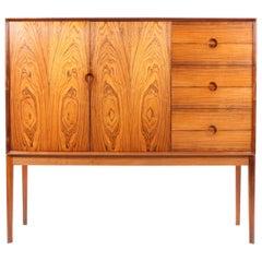 Danish Midcentury Cabinet in Rosewood by Aksel Kjersgaard, 1950s