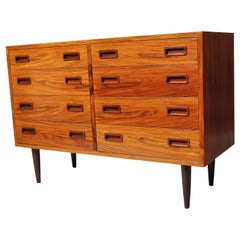 Danish Midcentury Chest of Drawers, Westergaard