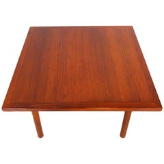 Danish Midcentury Coffee or Side Table by Hans J. Wegner for Andreas Tuck