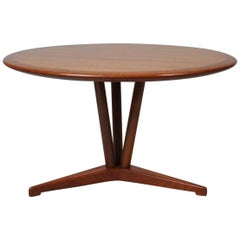 Danish Midcentury Coffee Table, Teak