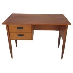 Danish Midcentury Desk in Teak, 1960s