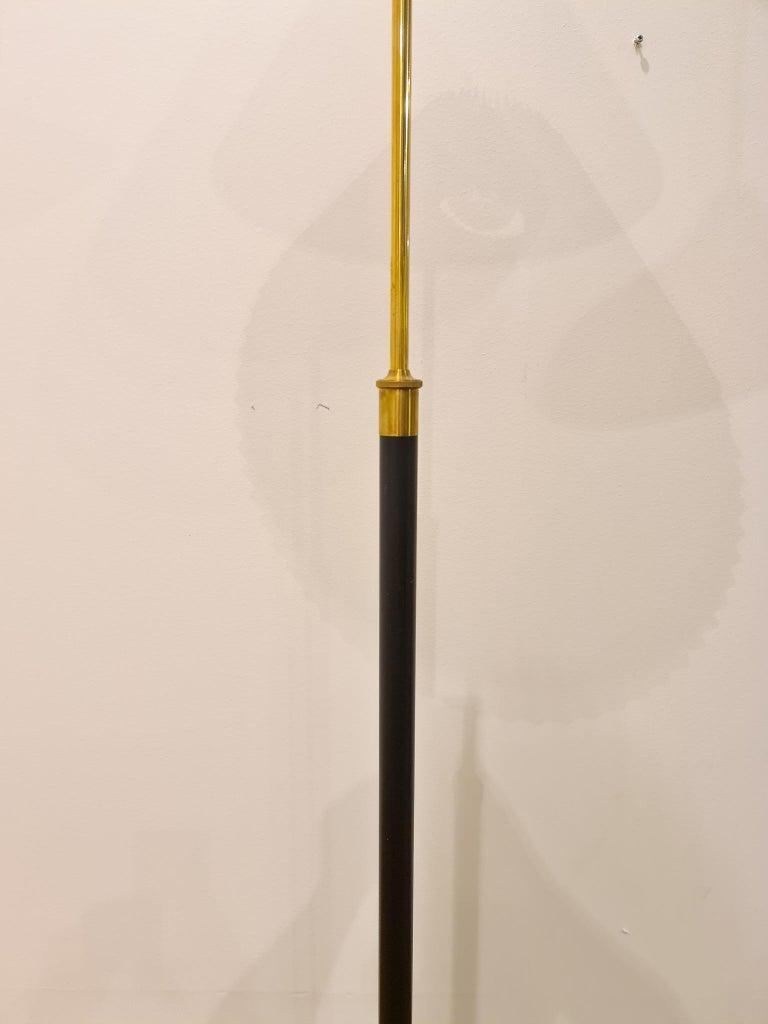 Danish Midcentury Le Klint Floor Lamp No 351 Designed by Aage Petersen, Denmark For Sale 2
