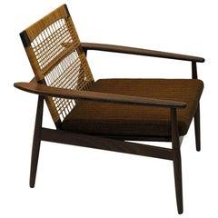 Danish Midcentury Lounge Chair by Hans Olsen for Juul Kristensen, 1960s