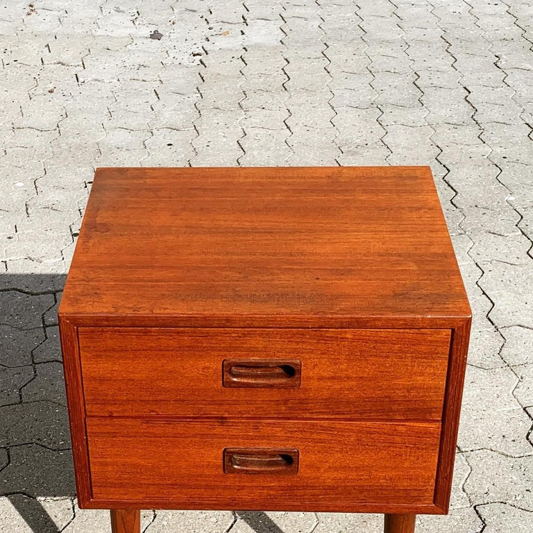 Danish Midcentury Nightstands For Sale 10