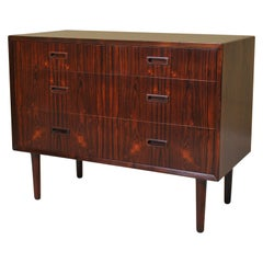 Danish Midcentury Rosewood Chest of Drawers