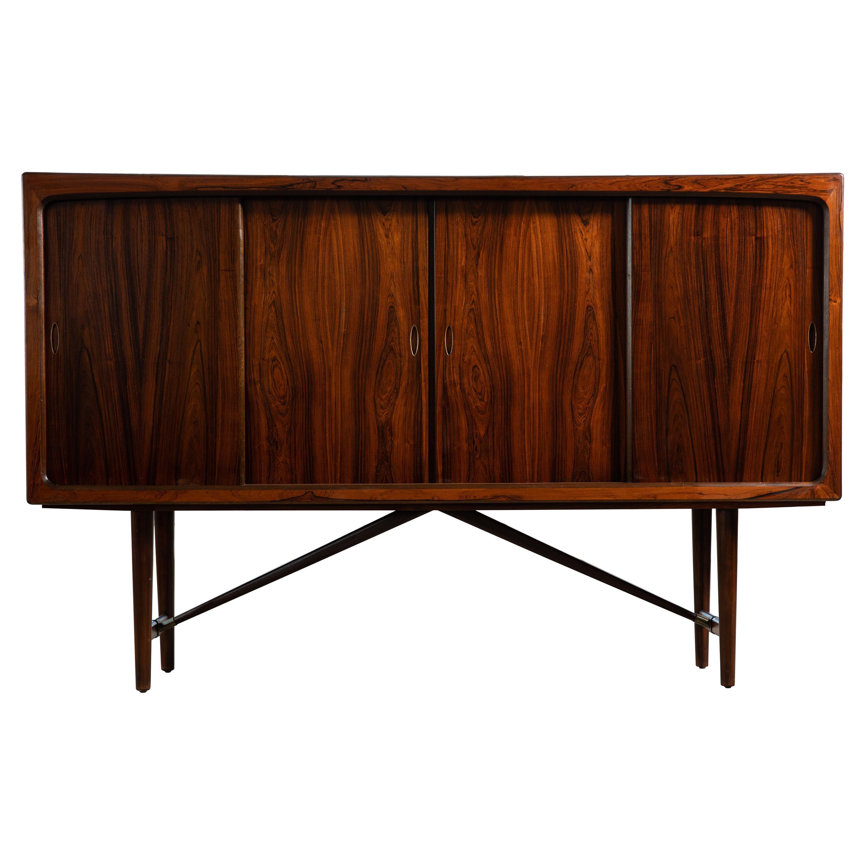 Danish Midcentury Rosewood Sideboard, 1960's