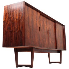 Danish Midcentury Sideboard in Rosewood, Danish Design, 1960s