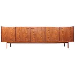Danish Midcentury Sideboard in Rosewood Designed by Ib Kofod-Larsen, 1960s