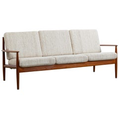 Danish Midcentury Sofa by Grete Jalk for France & Son, 1960s