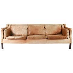 Danish Midcentury Sofa by Rud Thygesen