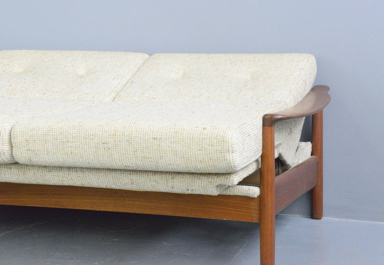 Danish Midcentury Sofa, circa 1960s For Sale 5