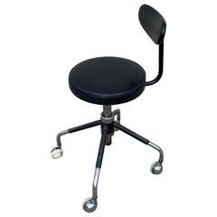 Danish Midcentury Swivel Chair by Vela