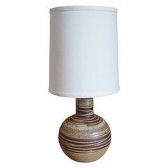 Danish Midcentury Table Lamp