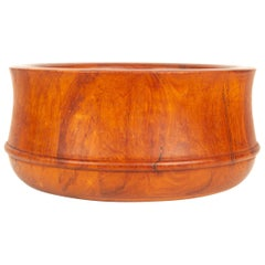 Danish Midcentury Teak Bowl by Nissen, 1960s