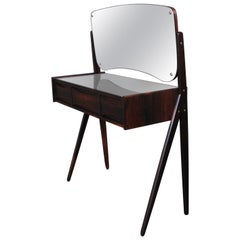 Danish Midcentury Vanity Dressing Table