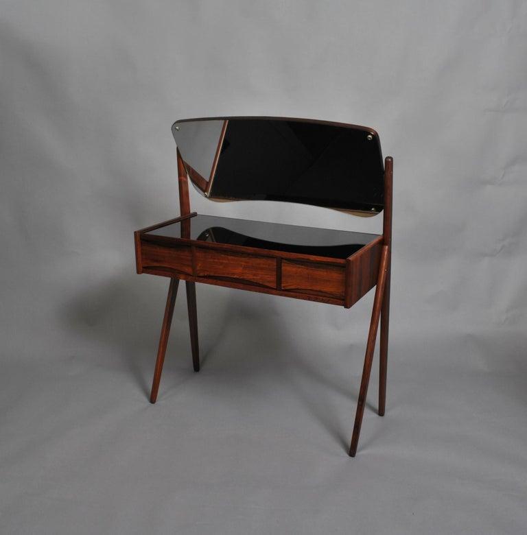Danish Midcentury Vanity Unit by Arne Vodder In Good Condition In London, GB