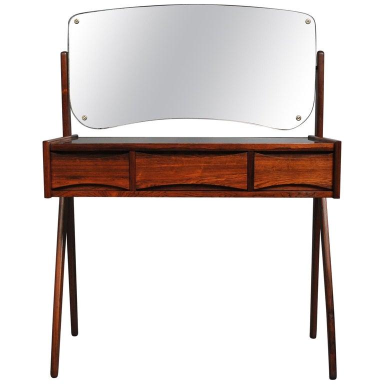 Danish Midcentury Vanity Unit by Arne Vodder