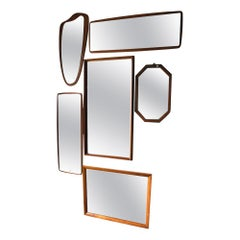 Danish Mirror, Various Styles