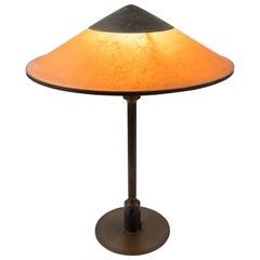 Danish Model T3 Table Lamp by Niels Rasmussen Thykier for Fog & Mørup, 1920s