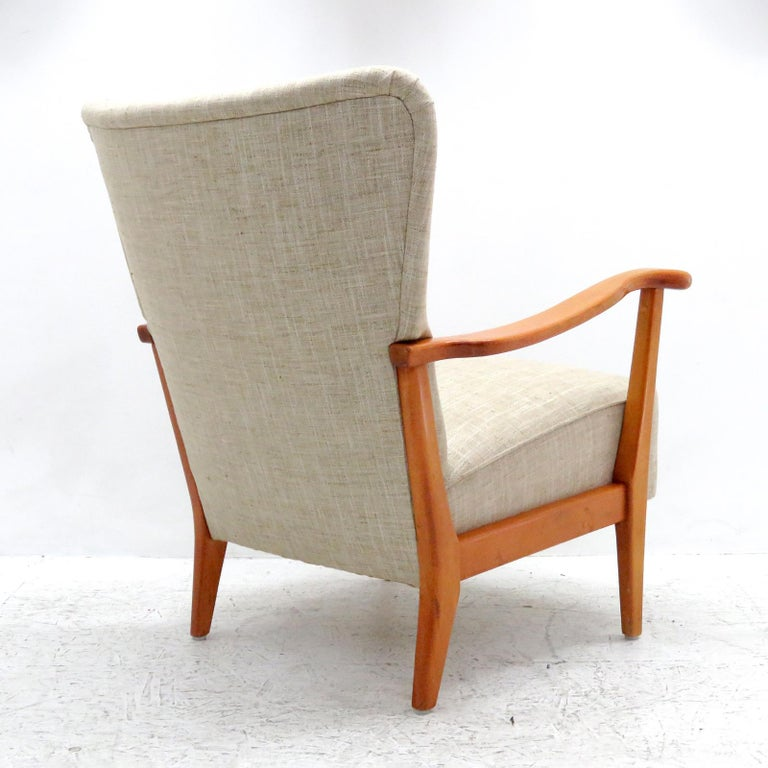Mid-20th Century Danish Modern Armchair by DUX, 1940 For Sale