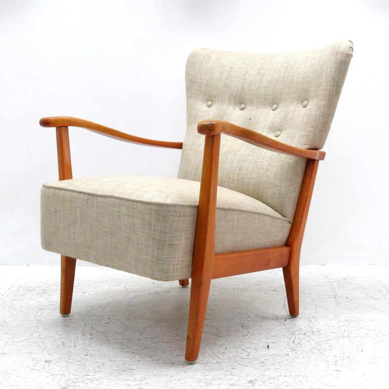 Danish Modern Armchair by DUX, 1940 For Sale 1