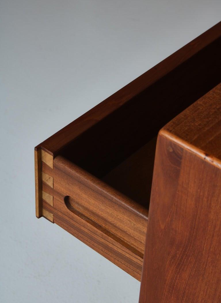 Danish Modern Arne Vodder Sideboard Dresser in Teakwood, Sibast, Denmark, 1960s 5