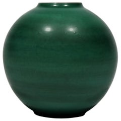 Danish Modern Ceramics Earthenware Vase by Nils Thorsson for Royal Copenhagen