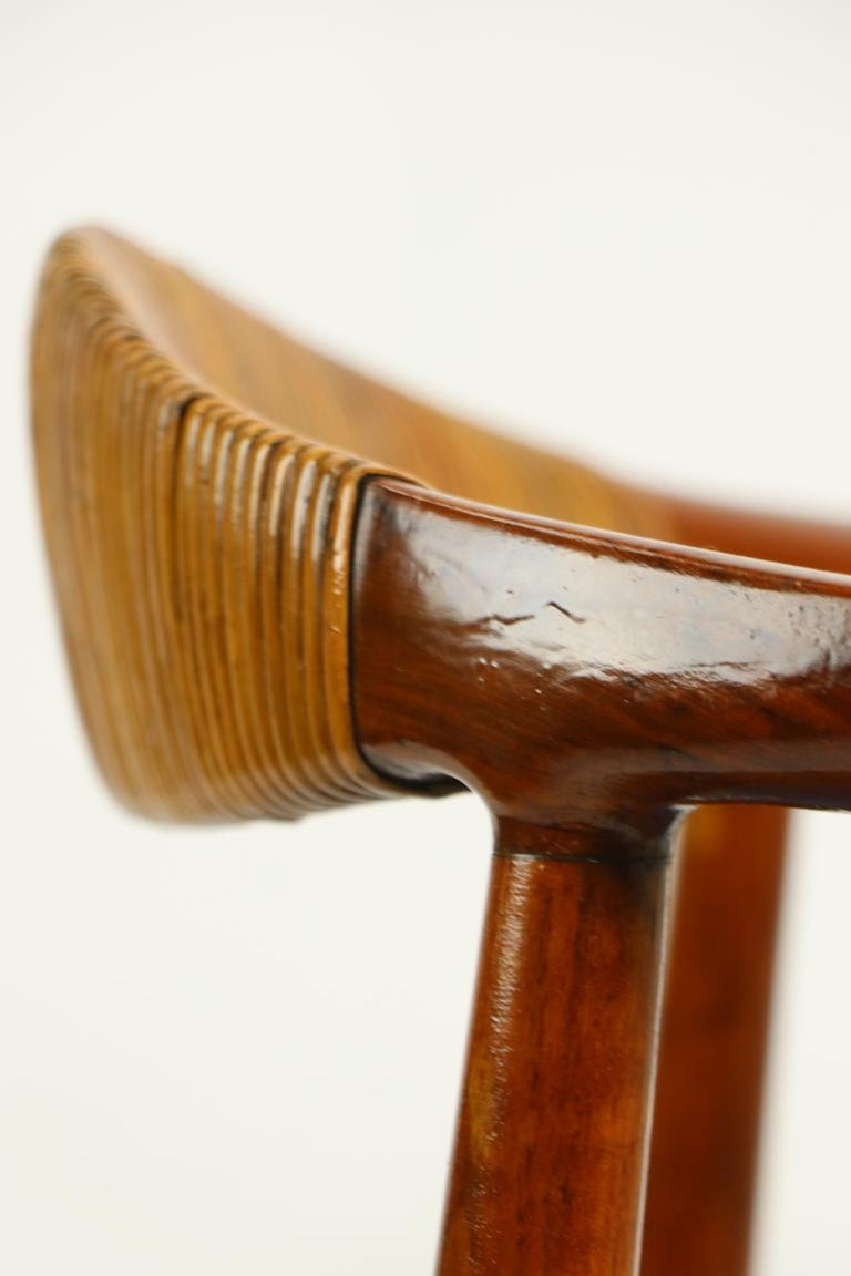 Classic Hans  Wegner Round Chair For Sale 4