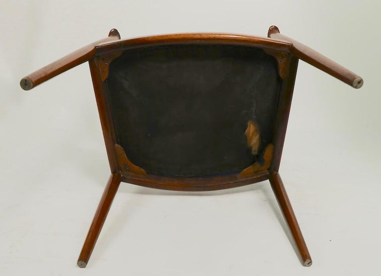Classic Hans  Wegner Round Chair For Sale 12