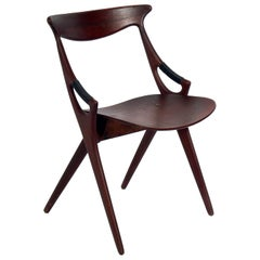 Danish Modern Chair by Arne Hovmand Olsen