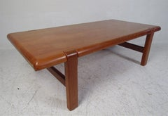 Danish Modern Coffee Table by Neils Bach