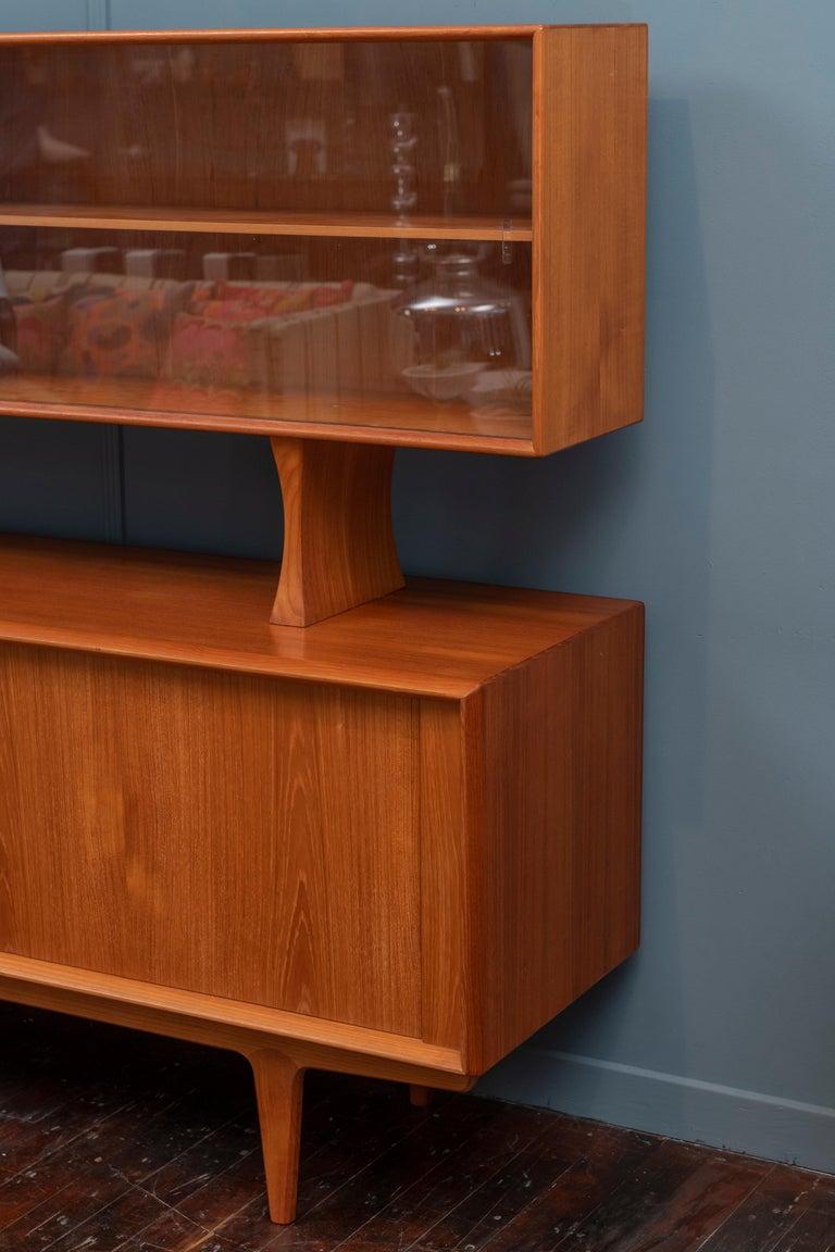 Mid-20th Century Danish Modern Credenza by Bernhard Pedersen & Son For Sale
