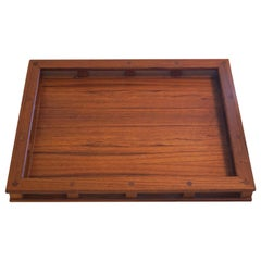 Danish Modern Dansk Jens Quistgaard Teak Serving Server Tray
